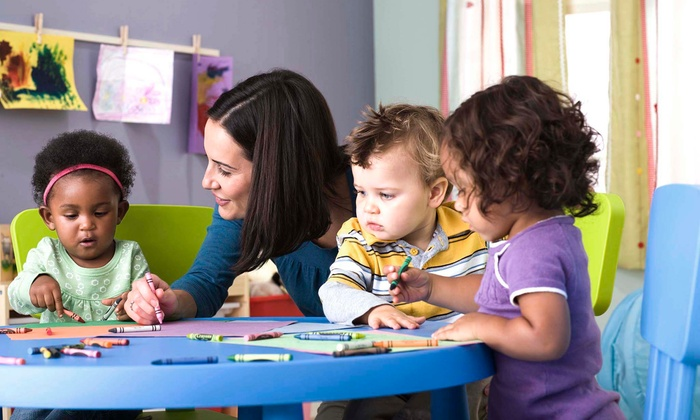 STEPPING STONES CHILD DEVELOPMENT CENTER, INC. - Norcross: One Week of Childcare at Stepping Stones Child Development Center, Inc. (Up to 46% Off). Four Options Available.