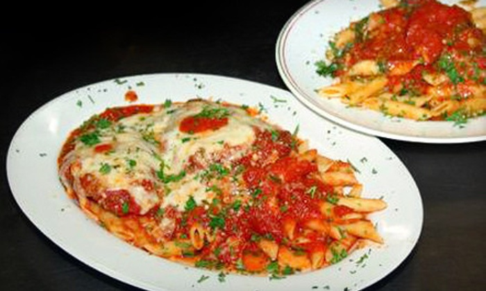 The Red Pepper - Summerville: $15 for $30 Worth of Italian Fare and Soft Drinks at The Red Pepper in Summerville