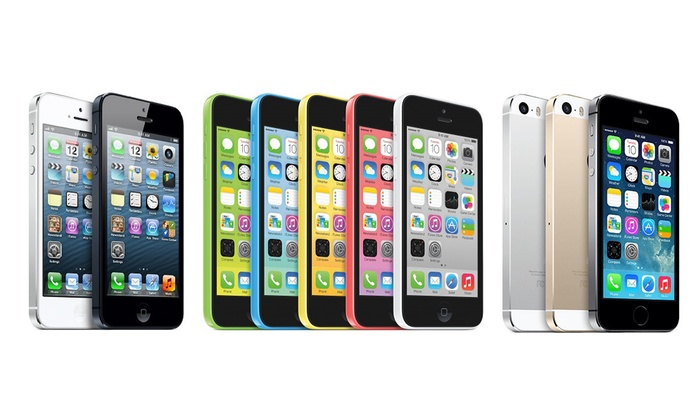 Le Iphone 5 5c Or 5s For T Mobile