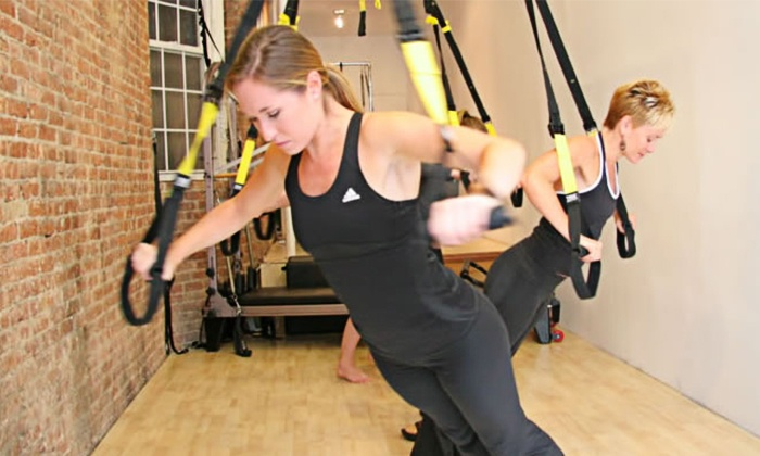Moving Strength - Upper West Side: Three or Five Fitness Classes at Moving Strength (Up to 66% Off)