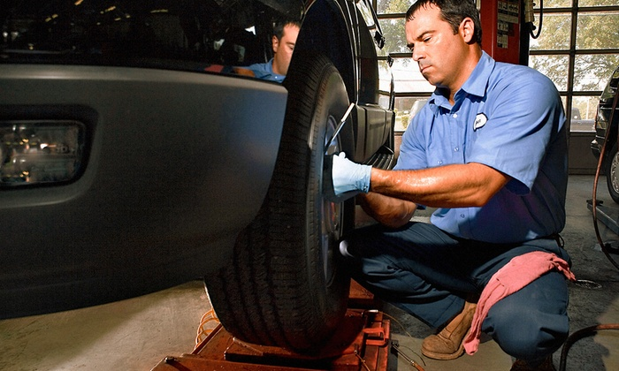 Dulles Automotive Service Center - North Dulles Buisness Center Condominiums: Standard or Premium Winterization Packages with Oil Change at Dulles Automotive Service Center (Up to 62% Off)