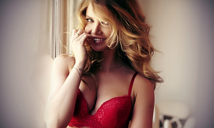 Adore Me: Lingerie, Sleepwear, and Swimwear from Adore Me (Up to US$100 Value). Two Options Available.