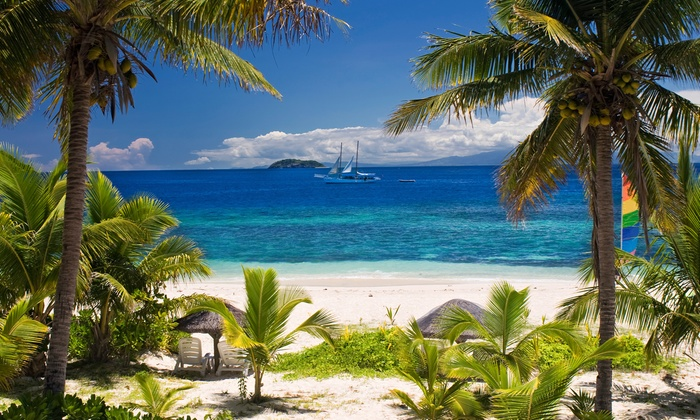 7-Day Fiji Vacation with Airfare from Pacific Holidays