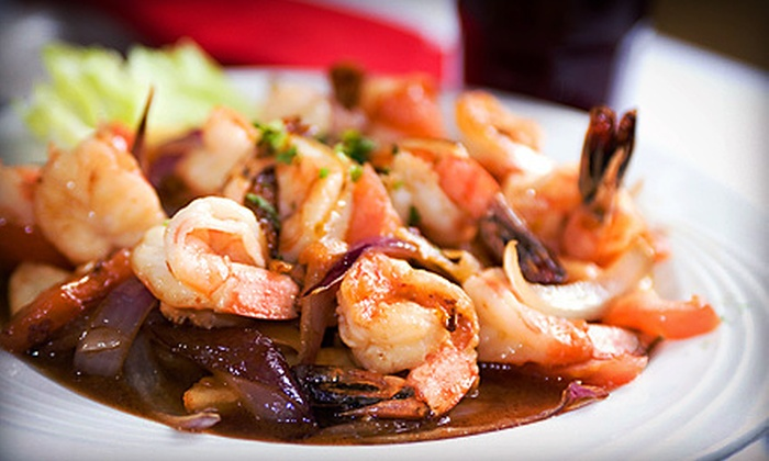 Cocina Latin American Fusion - Jacksonville Beach: $15 for $30 Worth of Latin-Fusion Cuisine at Cocina Latin American Fusion