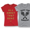 Women's Tacos and Tequila T-Shirts