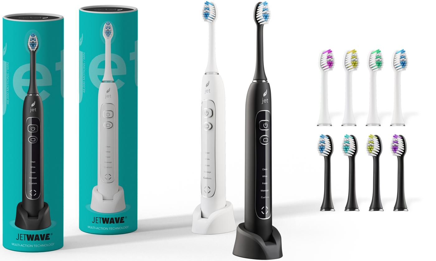 JetWave Sonic Toothbrush