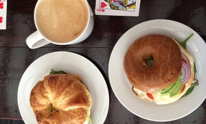 Cafe Forte: $12 for Four Groupons, Each Good for $5 Worth of Cafe Food and Drinks at Cafe Forte ($20 Value)