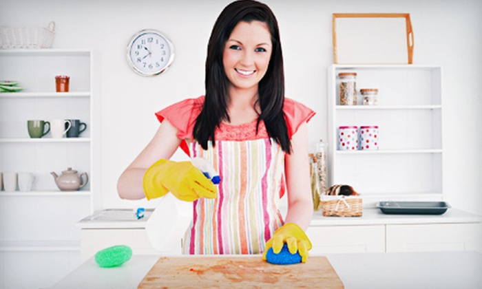 Sparkling Homes - Auburn: One or Three Three-Hour Housecleaning Sessions from Sparkling Homes (Half Off)