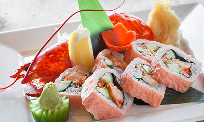 Sushi World - Cypress: Sushi and Japanese Cuisine at Sushi World (Half Off). Two Options Available.