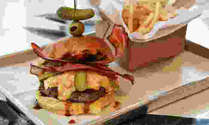 Big Kahuna - Downtown: Baja California Specialties for Two or Four at Big Kahuna (40% Off)