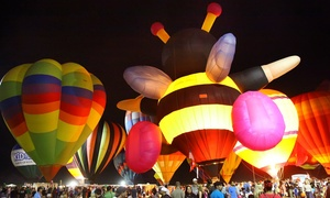 Salt River Fields : One Adult General Admission to Salt River Fields Balloon Spooktacular on Oct. 23 or 24 (Up to 40% Off)