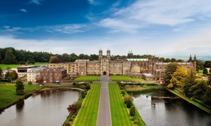 great british food festival: Great British Food Festival Entry for Two or a Family, 8–10 April at Stonyhurst College (Up to 50% Off)