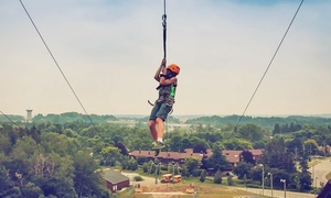 Chicopee Tube Park: Two Hours of Unlimited Access for Two, Four, or Six at Chicopee Tube Park in Kitchener (Up to 49% Off)