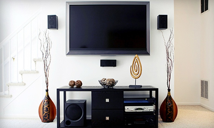 Austin Satellite - Sunset Creekside: 24 Months of Dish Network or DirecTV Service with Installation and Equipment from Austin Satellite (90% Off)