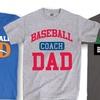 Men's Sports Dad Tees