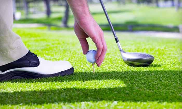 Mt. Freedom Golf - Randolph: Four Months of Winter Membership Including Unlimited Par-3 Golf and Driving-Range Practice at Mt. Freedom Golf (86% Off)