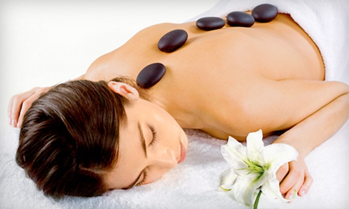 Tania MediSPA - Hillurst: One or Two 60-Minute Hot-Stone Massages at Tania MediSpa (Up to 57% Off)