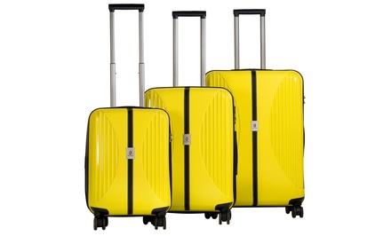 CalPak Jubilee 3-Piece Hard-Sided Luggage Set