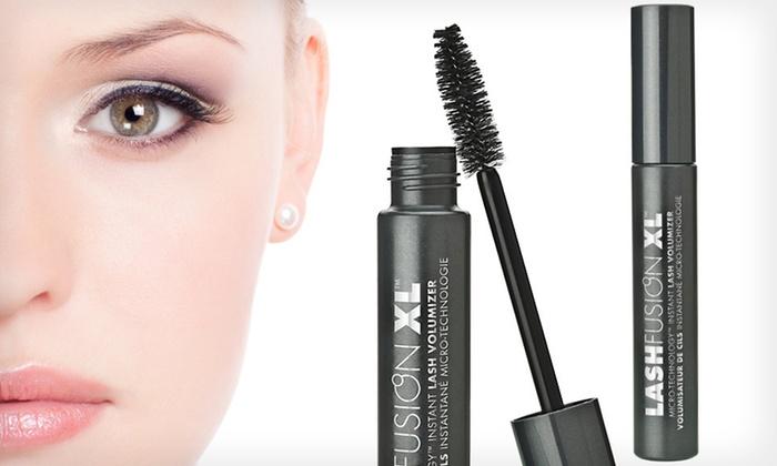 LashFusion XL Instant Volumizer Mascara: $19 for Two Tubes of Fusion Beauty LashFusion XL Instant Volumizer Black Mascara ($48 List Price). Free Shipping.