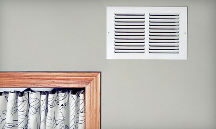 Cleaning Specialists of WNY - Central Business District: Air-Duct Cleaning for 7 or 10 Vents from Cleaning Specialists of WNY (Up to 57% Off)