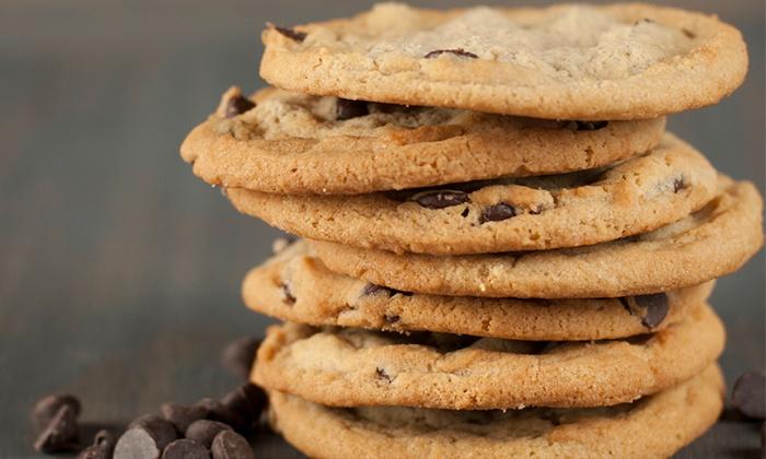 Sweet to Lick Vegan Bakery - Williston Park: 3 or 5 Groupons, Each for 2 Vegan Cookies & 1 Drink at Sweet to Lick Vegan Bakery (40% Off)