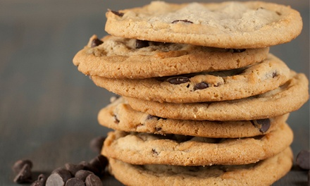 3 or 5 Groupons, Each for 2 Vegan Cookies & 1 Drink at Sweet to Lick Vegan Bakery (40% Off)