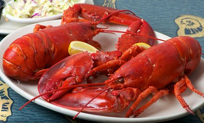 image for $15 for Seafood Lunch for Two at Lobster Haven Market ($25 Value)