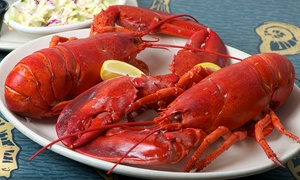 Lobster Haven: $15 for Seafood Lunch for Two at Lobster Haven Market ($25 Value)