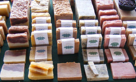 Candle-, Cheese-, or Soap-Making Class, or One Month of Unlimited Classes at Green Lotus Organics (Up to 67% Off)