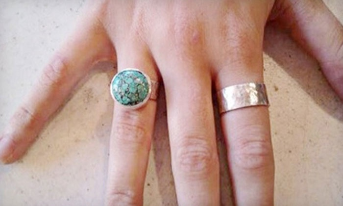Amalgam Arts Atlanta - Amalgam Arts Atlanta: Four-Hour Jewelry Technique Class or Two or Five-Week Beginning Jewelry Class at Amalgam Arts Atlanta (47% Off)