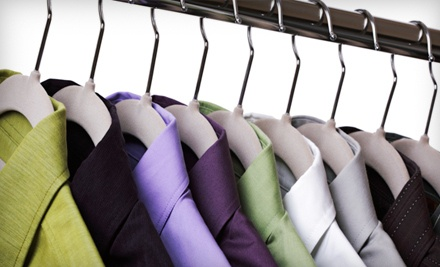 $20 Groupon for Dry-Cleaning and Laundry - Dry Cleaning Specialties in Brook Park
