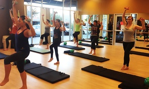 Fitness 360: $62 for One Month of Unlimited Cycle, Dance-Fit, and Fitness Classes at Fitness 360 ($118 Value)