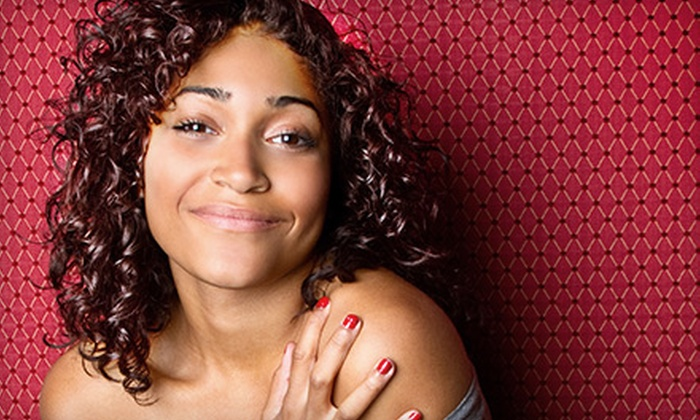 Drea Campbell at Situation Hair & Nail Salon - Shaker Heights: Hairstyling with Optional Color, or Keratin Treatment from Drea Campbell at Situation Hair & Nail Salon (Up to 63% Off)