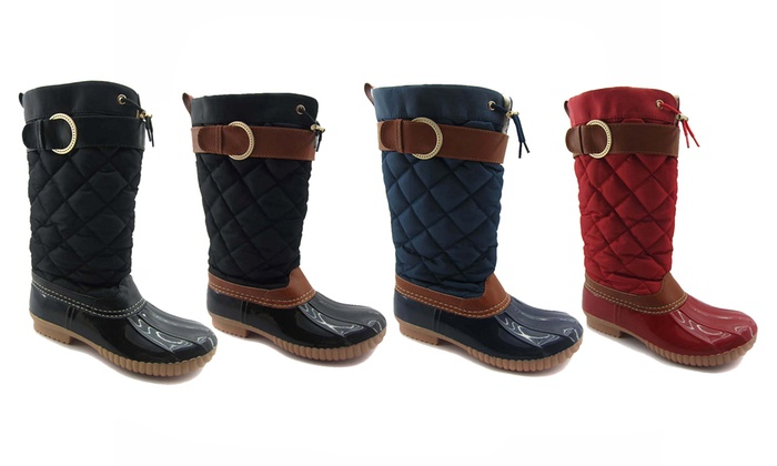 NY VIP Women's Cold-Weather Boots