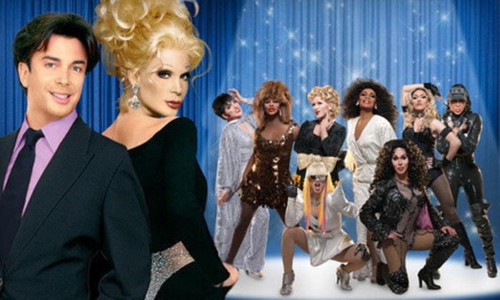 "Frank Marino's Divas Las Vegas - The Strip: ""Frank Marino's Divas Las Vegas"" for One or Four at The Showroom at The Quad Resort & Casino (Up to 54% Off)"