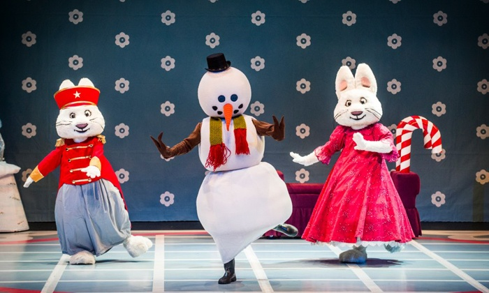 """Max & Ruby in the Nutcracker Suite"" - Androscoggin Bank Colisée: ""Max & Ruby in the Nutcracker Suite"" at Androscoggin Bank Colisée on December 22 (Up to 42% Off)"