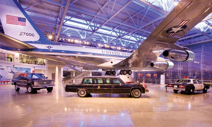 Ronald Reagan Presidential Foundation and Library  - Simi Valley: $15 for Admission and GuideCam Rental at Ronald Reagan Presidential Foundation and Library ($23 value)