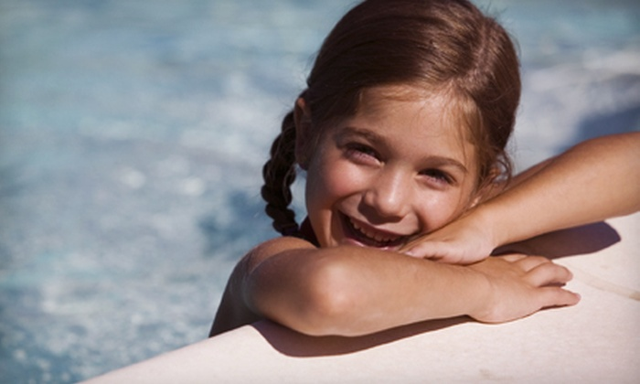 Evo Swim School - Multiple Locations: $30 for One Month of Kids' Swimming Lessons at Evo Swim School ($87 Value)
