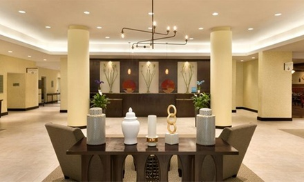 Stay at 3.5-Star Top-Secret Gaithersburg Hotel in Maryland, with Dates into September