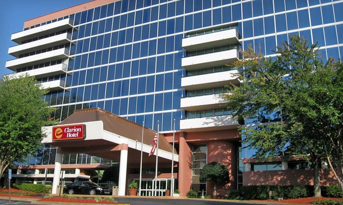 Clarion Hotel Marietta - Marietta: One-Night Stay at Clarion Hotel Marietta in Marietta, GA