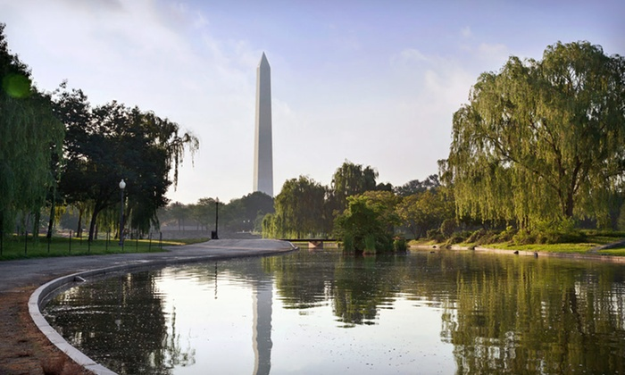 4.5-Star Mystery Hotel - Washington DC: Stay at 4.5-Star Mystery Hotel in Washington, DC; Dates into September Available