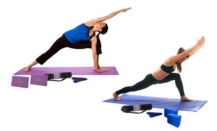 Essentials Yoga 5-Piece Beginners Kit