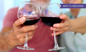 The Wine Line: Paso Robles or Santa Barbara Wine-Tasting Tour with Lunch for Two or Four from The Wine Line (Up to 35% Off)