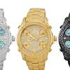 JBW Men's Diamond Swiss Watch