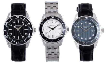 Rüdiger Chemnitz Men's Watches. Multiple Styles Available.