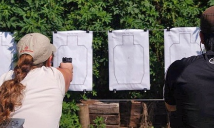 Concealed Handgun License & Shooting Courses for One or Two at Sheepdog Tactical Training, LLC (Up to 56% Off)