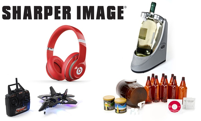 Sharper Image: $25 for $50 to Spend Online at Sharper Image