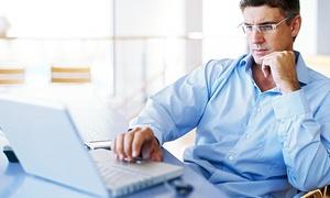 IT University Online: 99 C$ pour une certification en ligne de gestion de projet professionnelle avec IT University Online (valeur de 774,87 C$)
