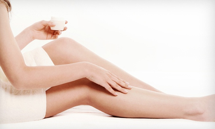 Socle Medical Spa - Maryville: Six Laser Hair-Removal Treatments for a Small, Medium, or Large Area at Socle Medical Spa in Maryville (Up to 78% Off)
