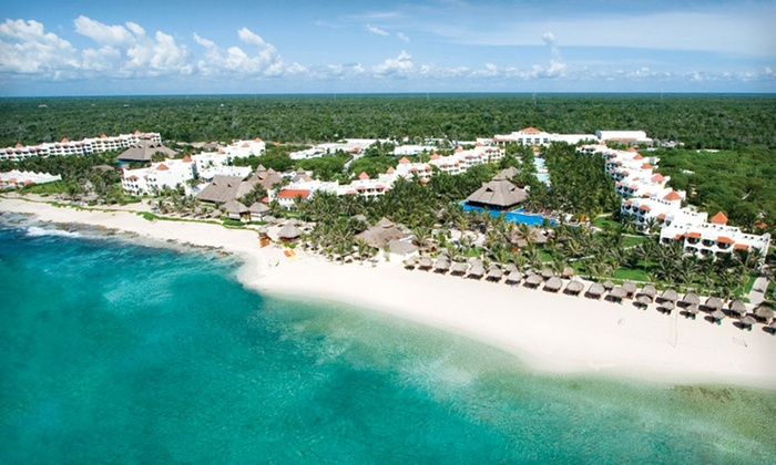 All inclusive riviera maya stay at el dorado royale with for Round the world trips all inclusive